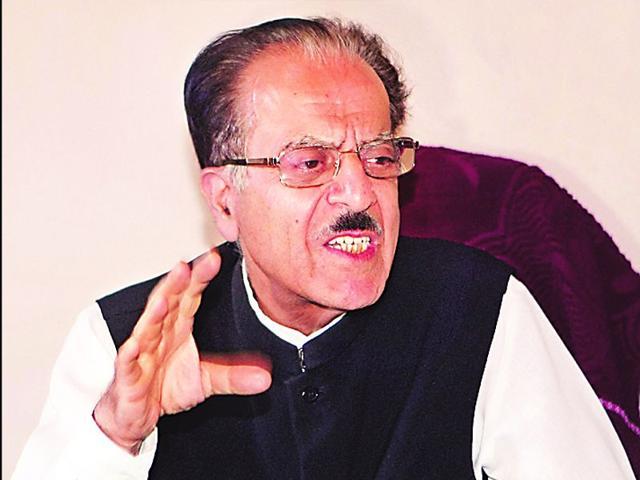 Ghulam Ahmed Mir