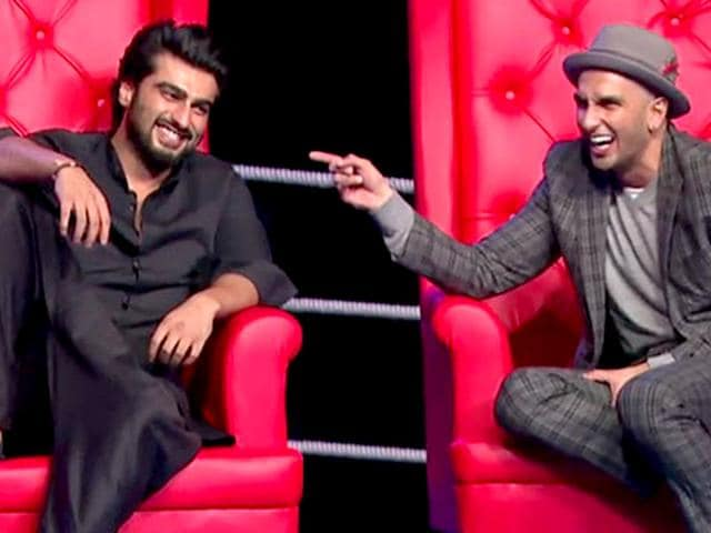Ranveer-Singh-R-and-Arjun-Kapoor-L-at-the-AIB-event-YouTube-grab
