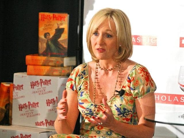 JK Rowling,Harry Potter,Casual Vacancy