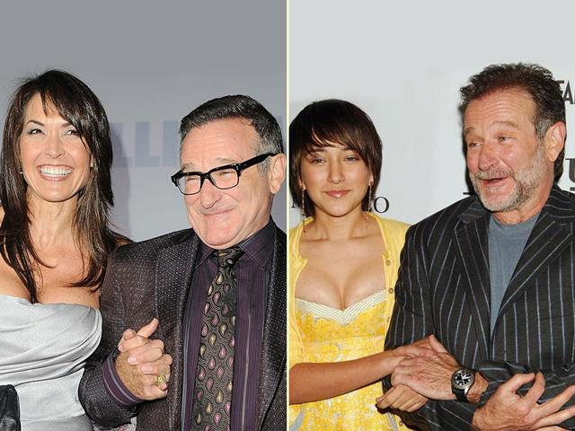 Late-actor-Robin-Williams-with-wife-Susan-left-and-daughter-Zelda