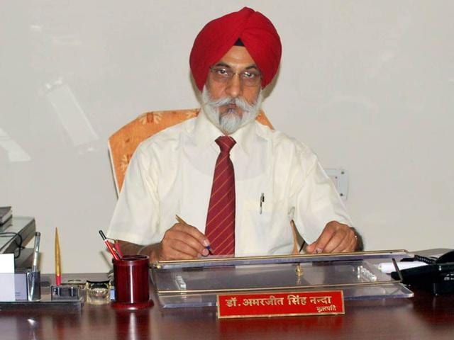 Ludhiana,Amarjit Singh Nanda,Nanaji Deshmukh University of Veterinary and Animal Sciences