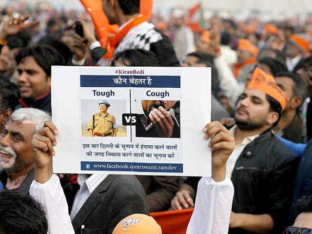 Modi,Modi in delhi,delhi elections