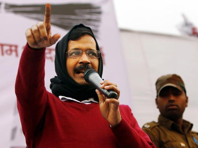 Crisis brews over the cult that Arvind Kejriwal did not want