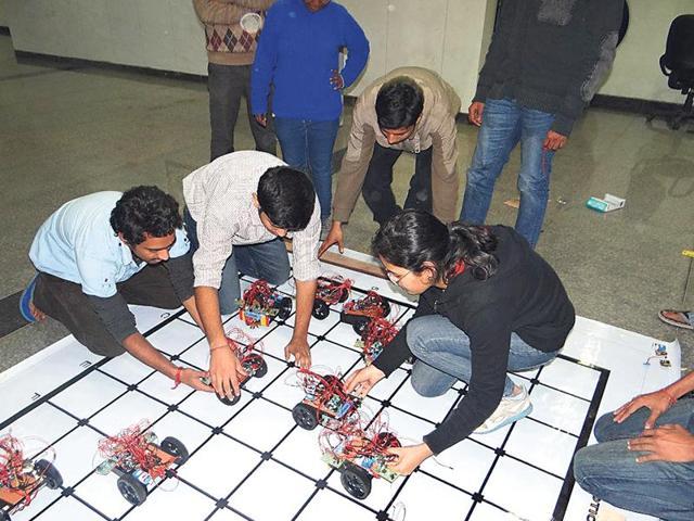 Delhi University,AICTE,DUTA