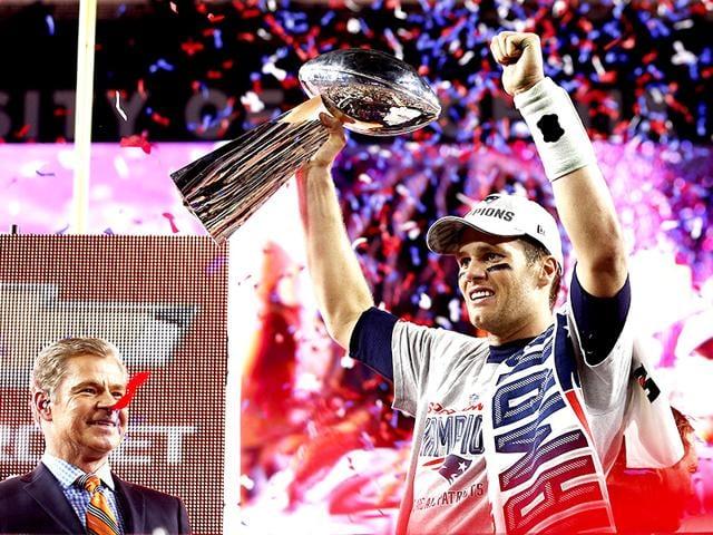 Deflategate scandal,NFL Commissioner Roger Goodell,Tom Brady