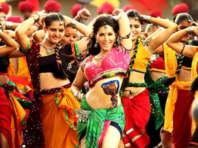 Sunny Leone,Ek Paheli Leela,Jay Bhanushali