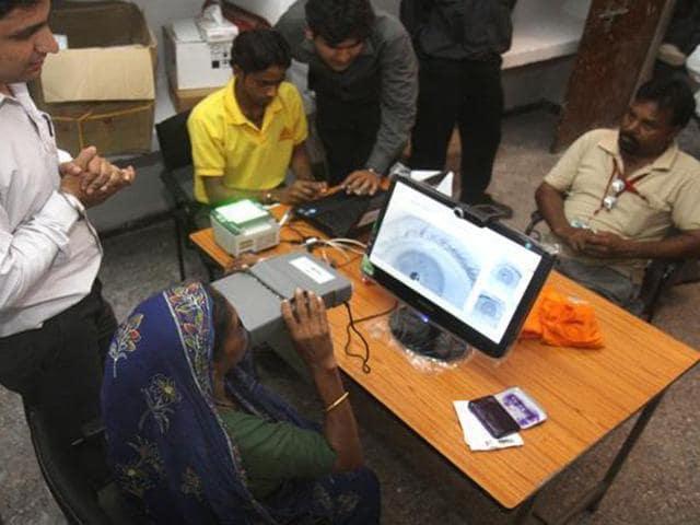 Aadhaar,UIDAI,identity card