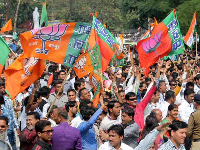 On-the-expenditure-side-the-BJP-scored-over-all-its-rivals-by-spending-Rs-712-crore-Shankar-Mourya-HT-File-Photo