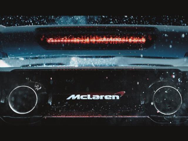 McLaren 675LT,Geneva International Motor Show