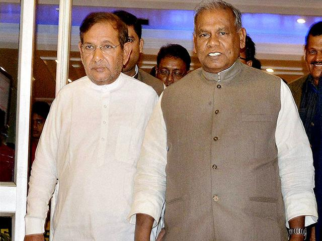 Jitan-Ram-Manjhi-has-refused-toa-ttend-the-meeting-called-by-Sharad-Yadav-PTI-File-Photo