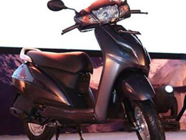 Honda Motorcycle & Scooter