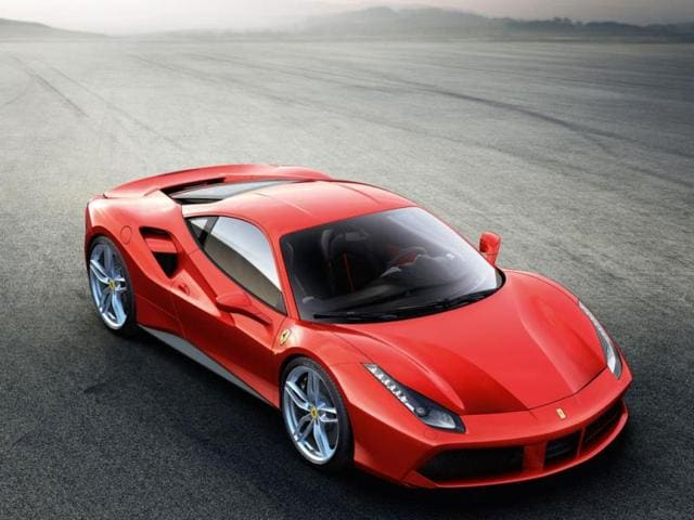 The-Ferrari-488-GTB-the-first-mid-engine-V8-Ferrari-in-history-to-get-a-turbocharger-Photo-AFP