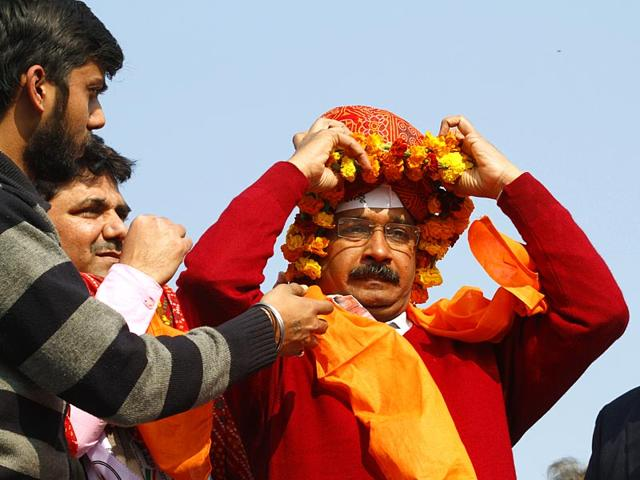 Kejriwal must be AAP's karta, not the party's factional leader