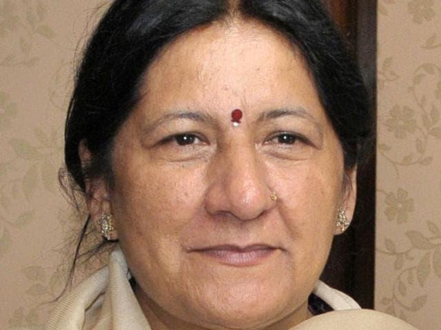 Poonam-Sharma-mayor-of-Chandigarh-HT-Photo