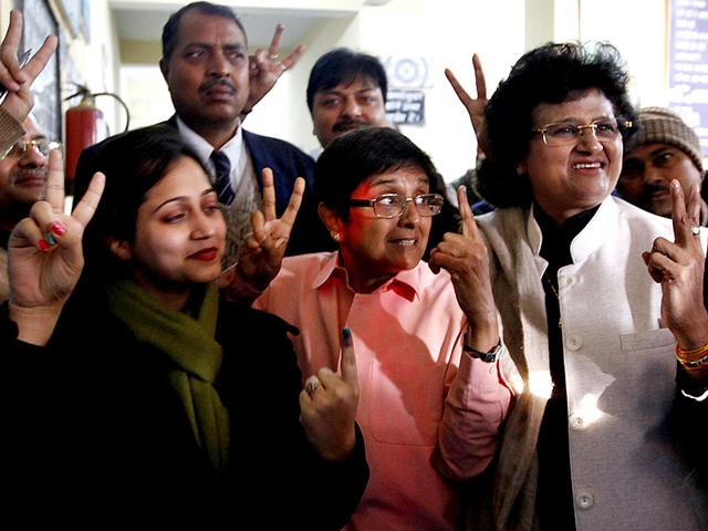 RSS,BJP,Delhi polls