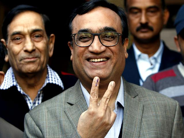 Ajay Maken set to become Delhi Congress chief