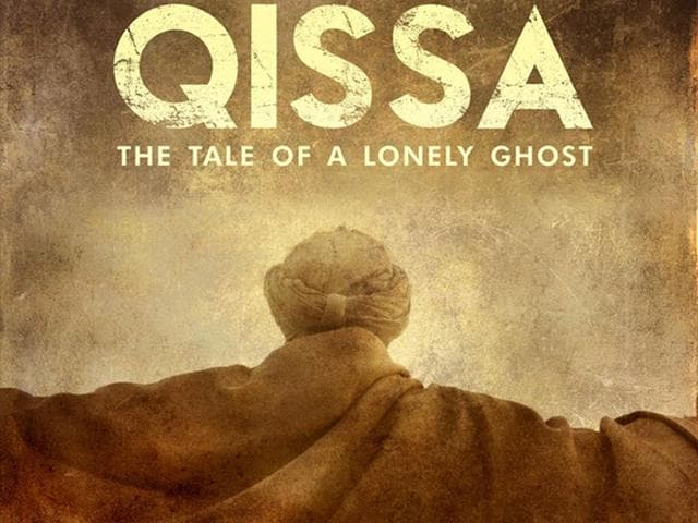 Anup-Singh-s-Qissa-The-Tale-of-a-Lonely-Ghost-is-in-Punjabi-and-stars-Irrfan-Khan-and-Tisca-Chopra