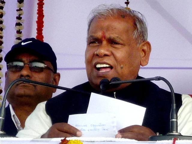 Jitan Ram Manjhi,bihar chief minister,nitish kumar