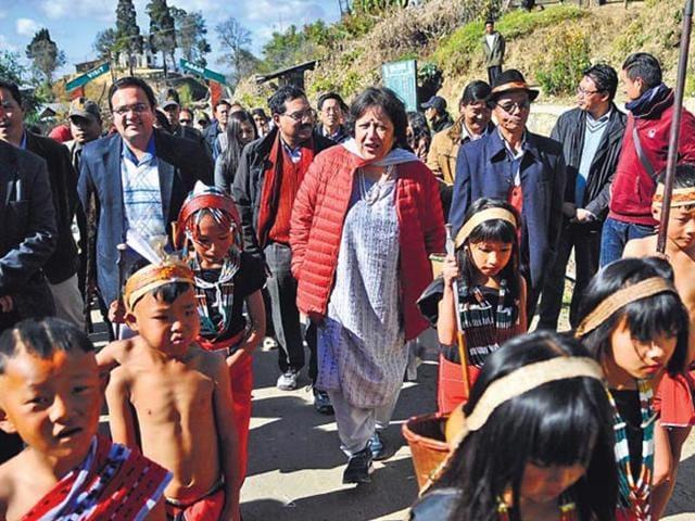 Bureaucrats,secretaries,Manipur
