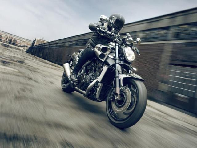 The-2015-Yamaha-VMax-Carbon-special-edition-is-slated-to-ship-later-this-month-Photo-AFP