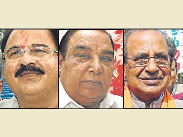 Chaudhary Prem Singh,Yoganand Shastri,Jagdish Mukhi
