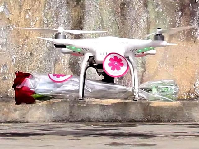 The-big-fat-Indian-wedding-seems-incomplete-without-a-drone-camera-capturing-all-the-precious-moments-of-a-bride-and-groom-s-big-day-AFP