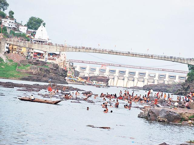 Tourist-spot-Sailani-Island-will-come-up-in-the-backwaters-of-Omkareshwar-dam-at-a-cost-of-Rs-10-5-crore-HT-file-photo