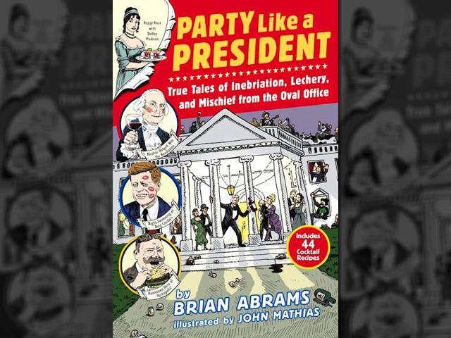 The-new-book-will-be-disclosing-all-the-secrets-of-the-White-House-rulers-till-now-including-their-amazing-history-of-tawdry-sex-scandals-boozing-and-drug-abuse