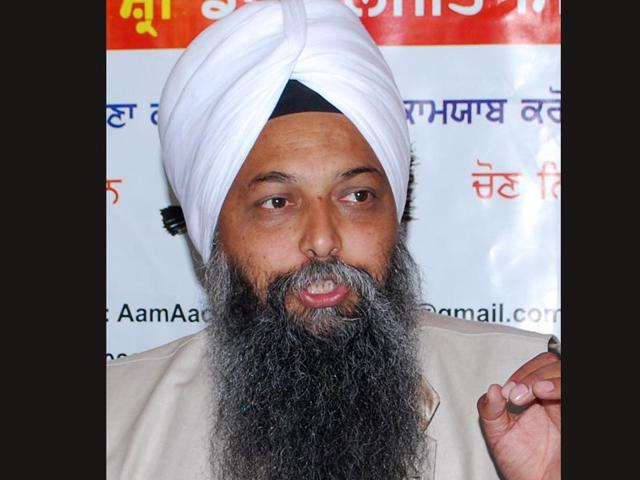 AAP-s-Jarnail-Singh-after-his-win-from--Rajouri-Garden-PTI-Photo