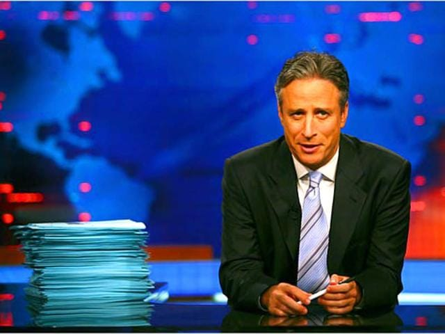Jon Stewart,Donald Trump,The Daily Show