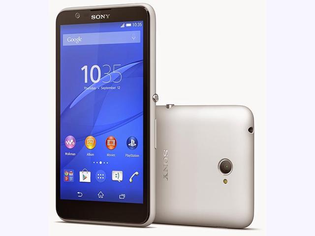 Sony,Xperia E4,Android