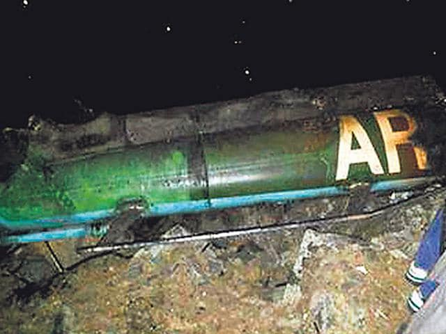 Kashmir,chopper crash,Bandipora
