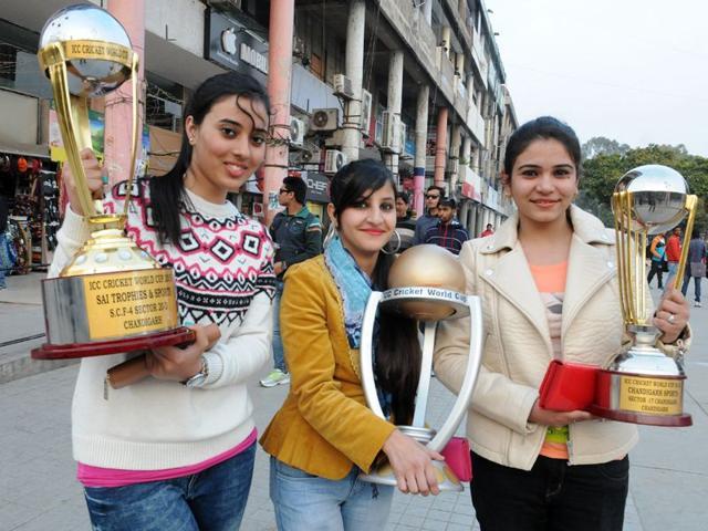 Chandigarh,Cricket World Cup,St John's High School