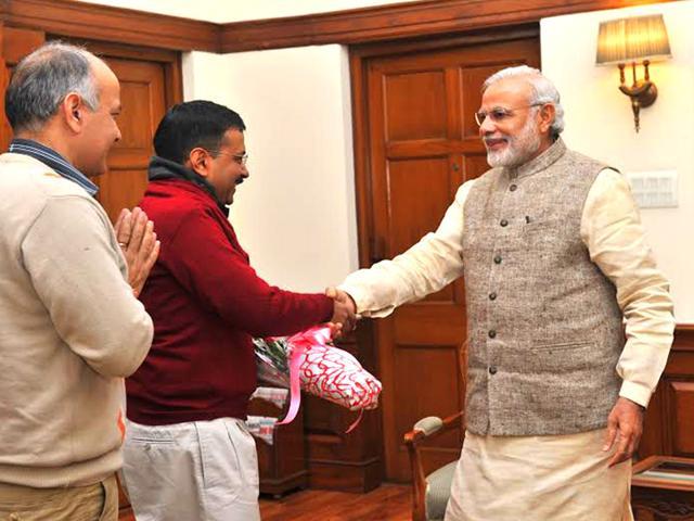 Arvind Kejriwal,Kejriwal-Modi meeting,Kejriwal meeting Modi