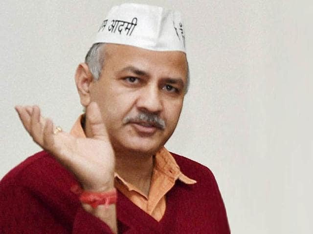 Aam Aadmi Party,education policy,Manish Sisodia