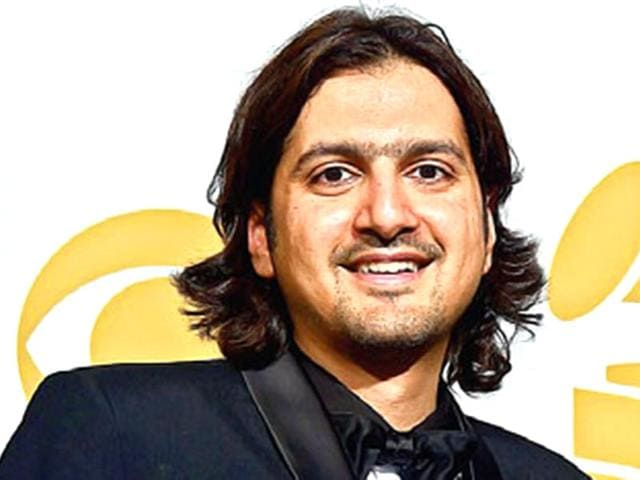 Grammy Winner Ricky Kej,Winds of Samsara Ricky Kej,Shankar Mahadevan