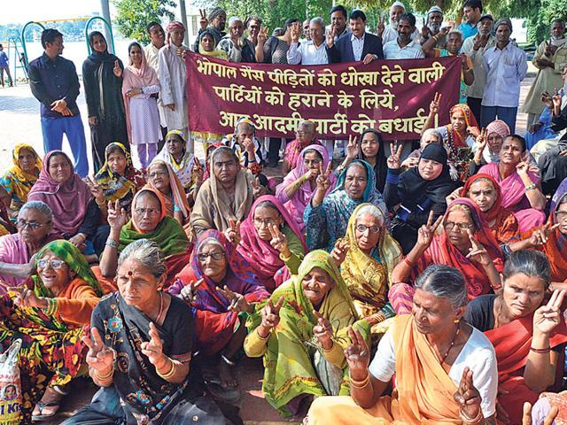 Bhopal gas tragedy,Bhopal gas survivors' organisations,Bhopal Gas Peedit Mahila Udyog Sangathan