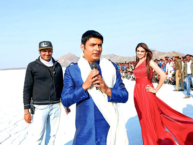When Kapil Sharma was mobbed in Rajasthan