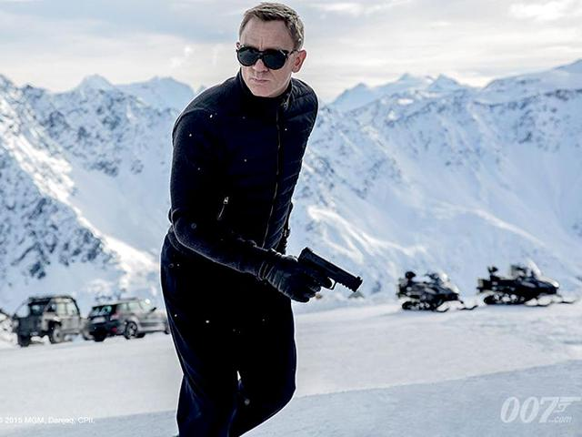 James Bond,Sam Mendes,Spectre