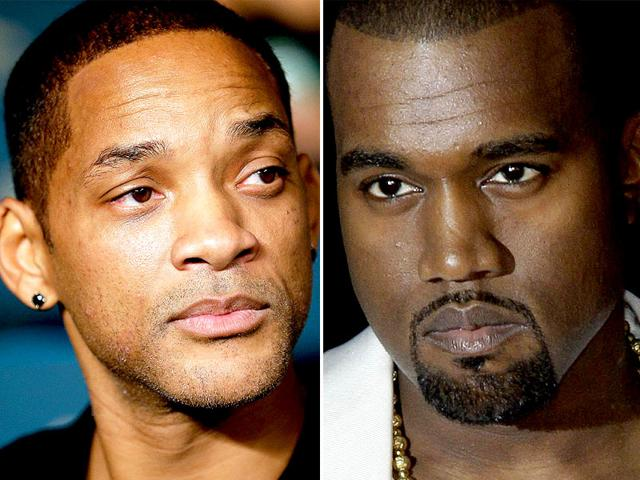 Hollywood star Will Smith,Lost and Found,Kanye West