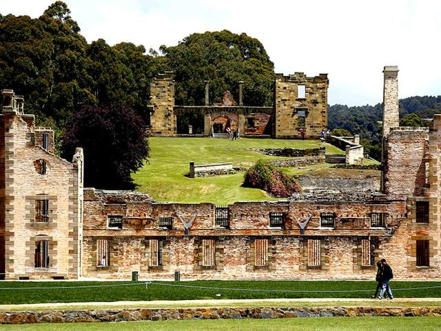Tourists-walk-around-the-historical-town-of-Port-Arthur-located-southeast-of-the-capital-city-of-Hobart-Reuters