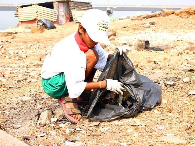 Hindustan Times Clean My Mumbai,Worli fort,Worli Koliwada