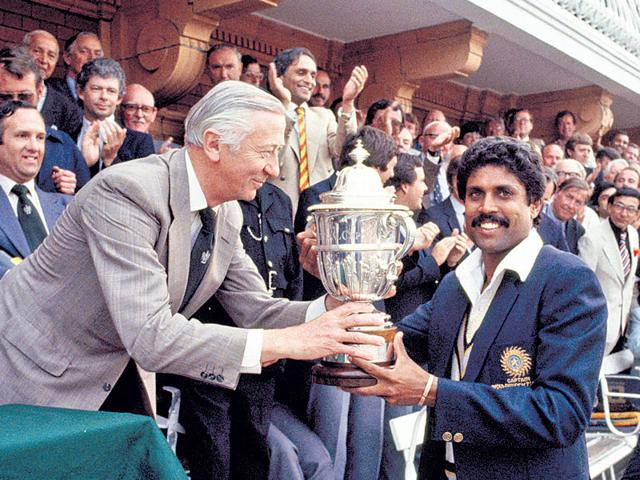 Cricket World Cup Kapil Dev
