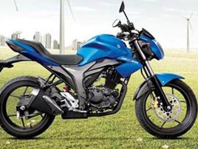 Suzuki Gixxer,Yamaha FZ-S,CB Unicorn