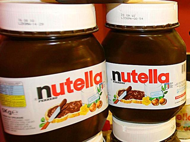 Michele Ferrero,Nutella spread,Monte Carlo