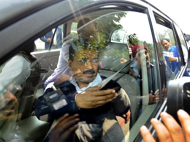 Arvind Kejriwal,Lieutenant-Governor,BJP-led municipal corporations