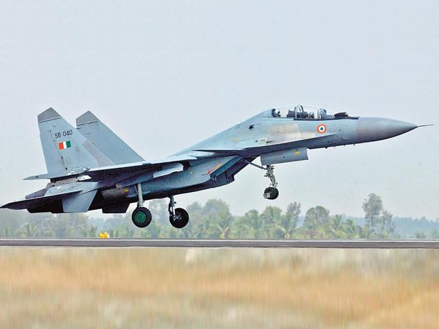 Sukhoi-30,Defence minister Manohar Parrikar,Russian-origin fighters