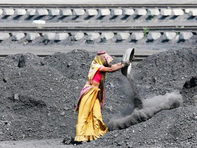 The-auction-of-204-coal-blocks-a-corrective-step-following-a-scandal-is-expected-to-fetch-states-such-as-Jharkhand-Odisha-Chhattisgarh-Madhya-Pradesh-Maharashtra-and-West-Bengal-Rs-15-lakh-crore-over-a-30-year-period-HT-Photo