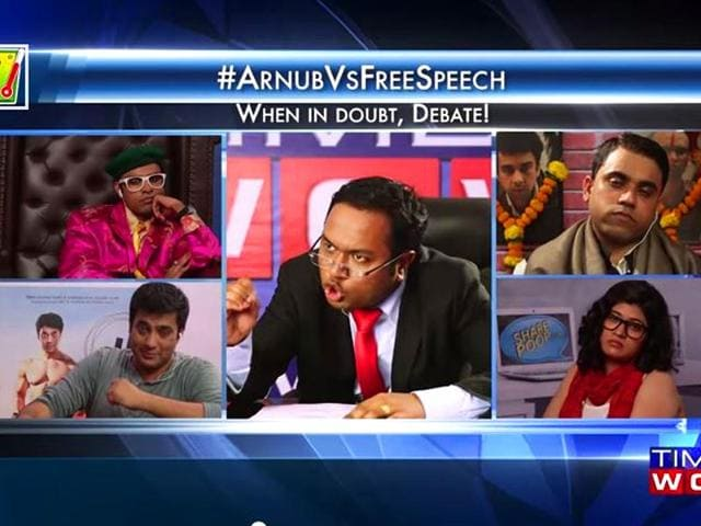 A-still-from-The-Viral-Fever-s-Arnub-s-News-hour-debate-on-Freedom-of-Speech