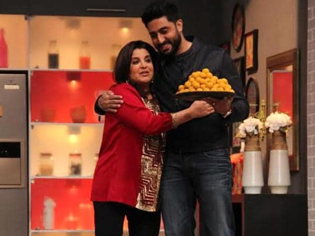 Abhishek-Bachchan-managed-to-impress-Farah-Khan-with-his-sweets